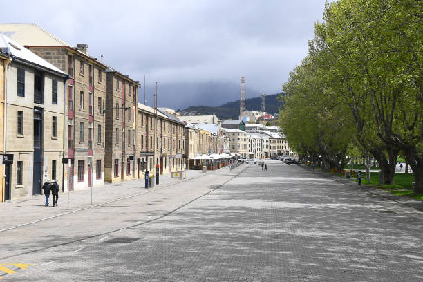 AUS: Hobart Enters Snap Three-Day Lockdown After New COVID-19 Case Confirmed Following Quarantine Breach
