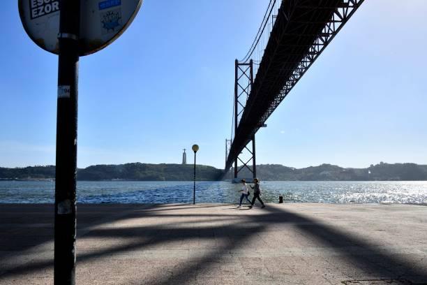 PRT: Coronavirus Emergency In Lisbon