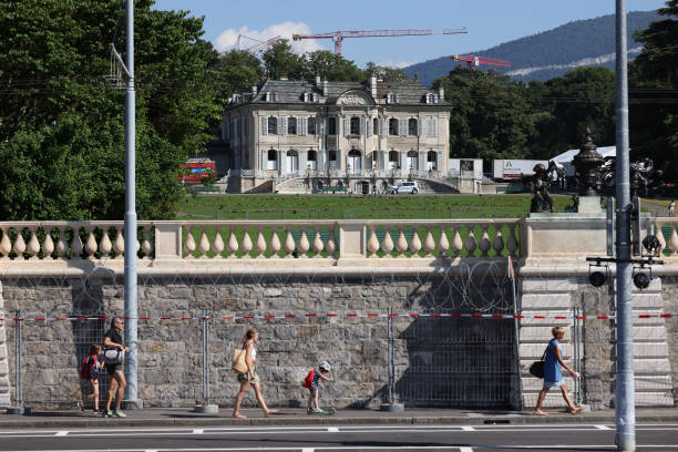 CHE: Geneva Prepares For Biden/Putin Summit