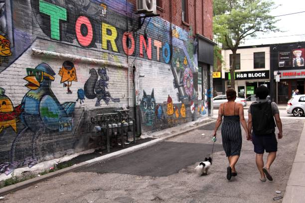 CAN: Daily Life In Toronto