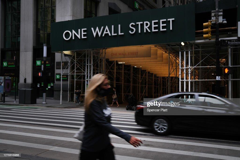 Stocks Surge Continuing Strong Start For September : News Photo