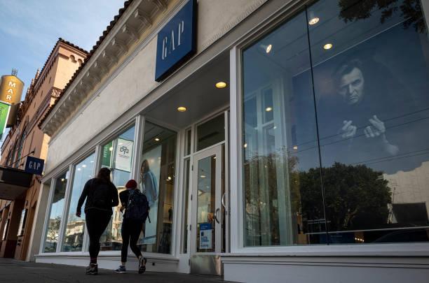 CA: Gap Stores Ahead Of Earnings Figures