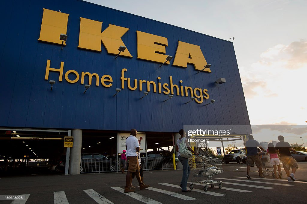 Inside An Ikea Store Ahead Of Durable Goods Orders Figures : News Photo
