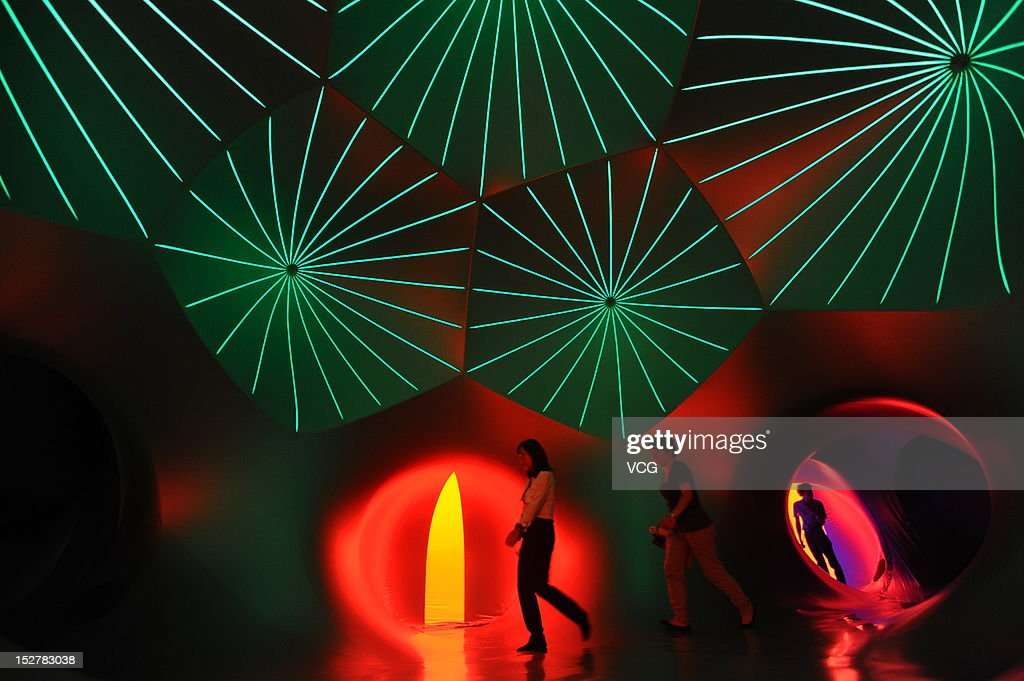 Miracoco Luminarium Exhibition In Wuhan