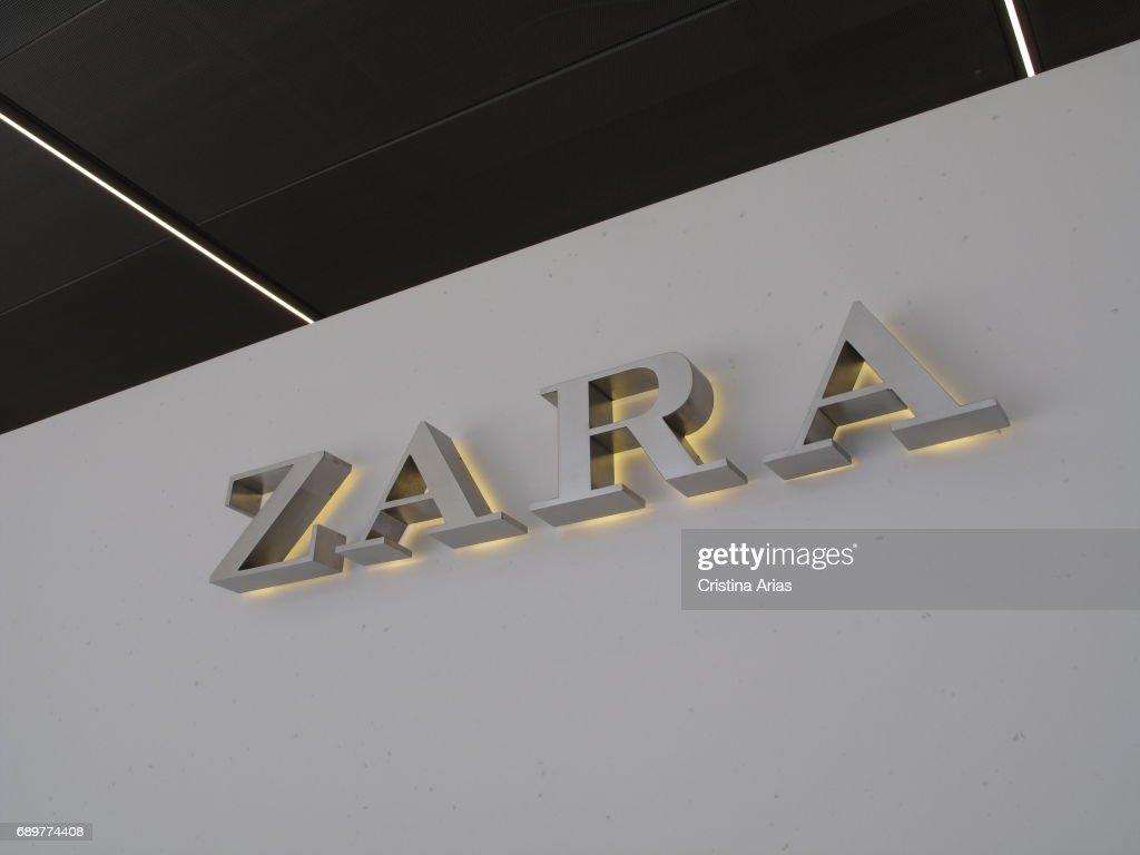 Biggest Zara Store In Madrid : News Photo