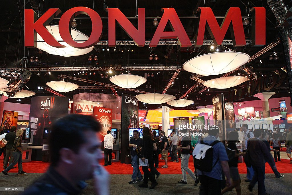 E3 Expo Showcases Latest In Computer And Video Games : News Photo