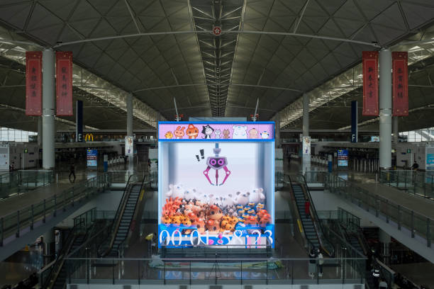 CHN: Hong Kong International Airport As Seoul Topples Hong Kong and Singapore as Asia's Busiest Airport