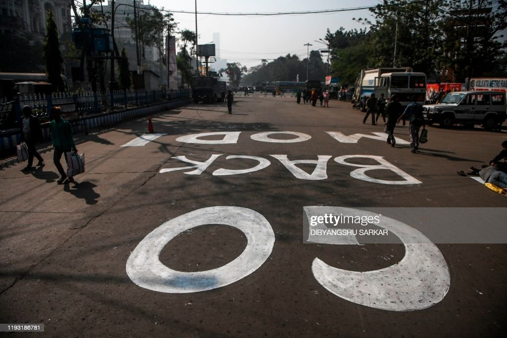 INDIA-POLITICS-RIGHTS-PROTEST : News Photo