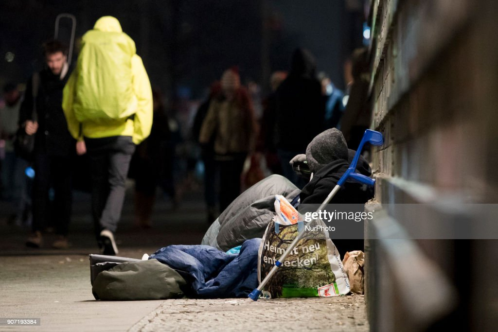 Poverty in Berlin