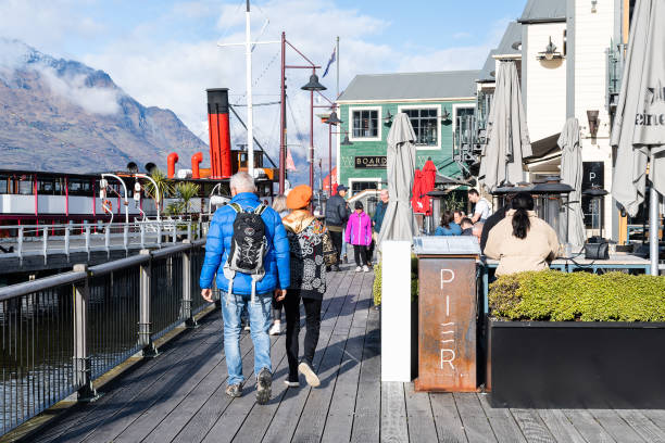 NZL: How New Zealand's Queenstown Is Surviving With No Tourists