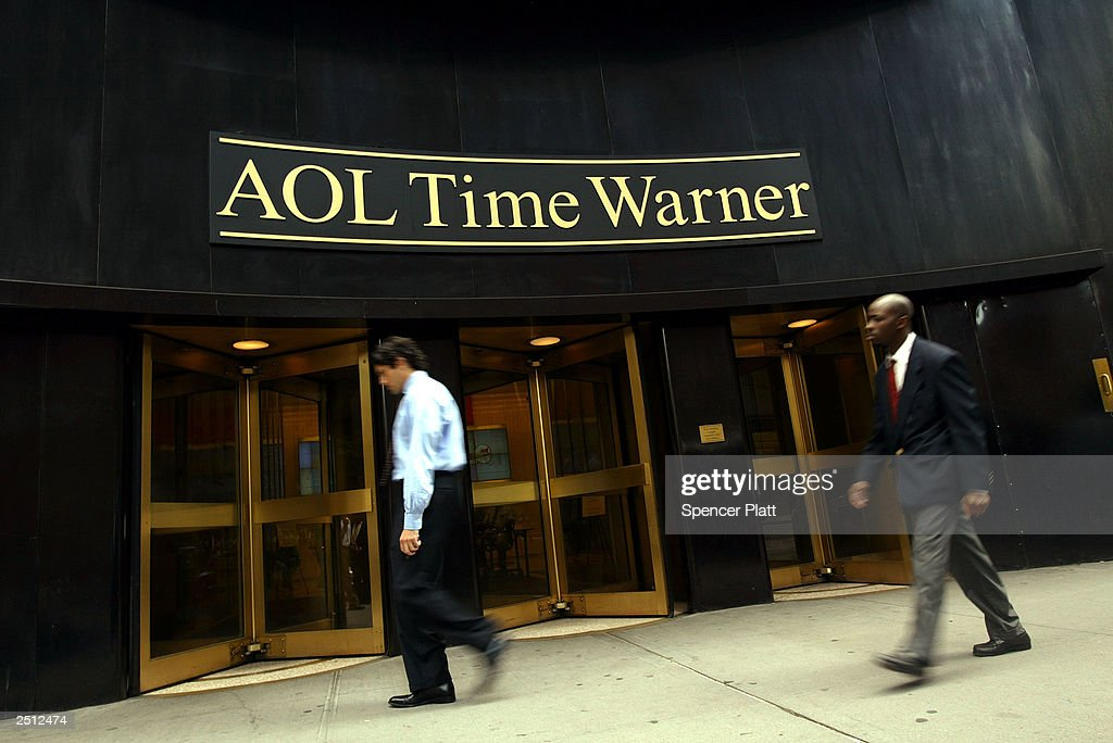 Aol Dropped From Time Warner Name Pictures Getty Images