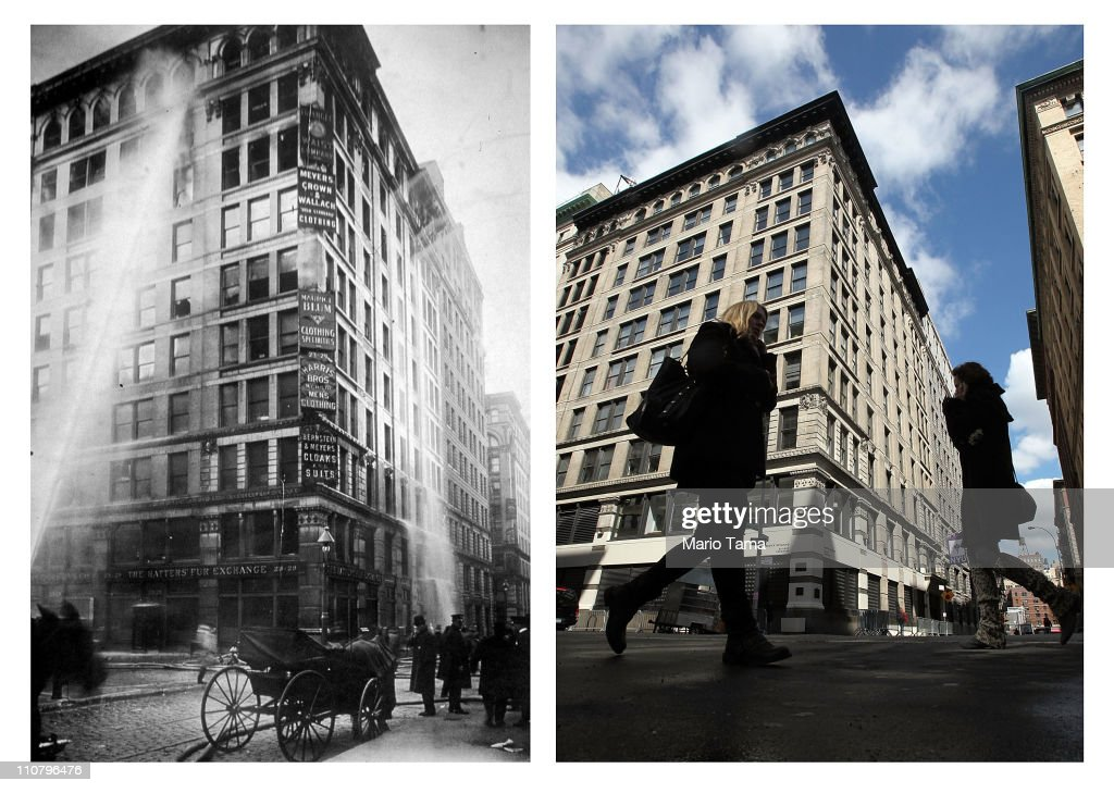 This Day In History: The Triangle Shirtwaist Factory Fire