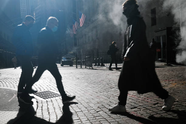 NY: Dow Jones Industrial Average Passes 30,000 For The First Time