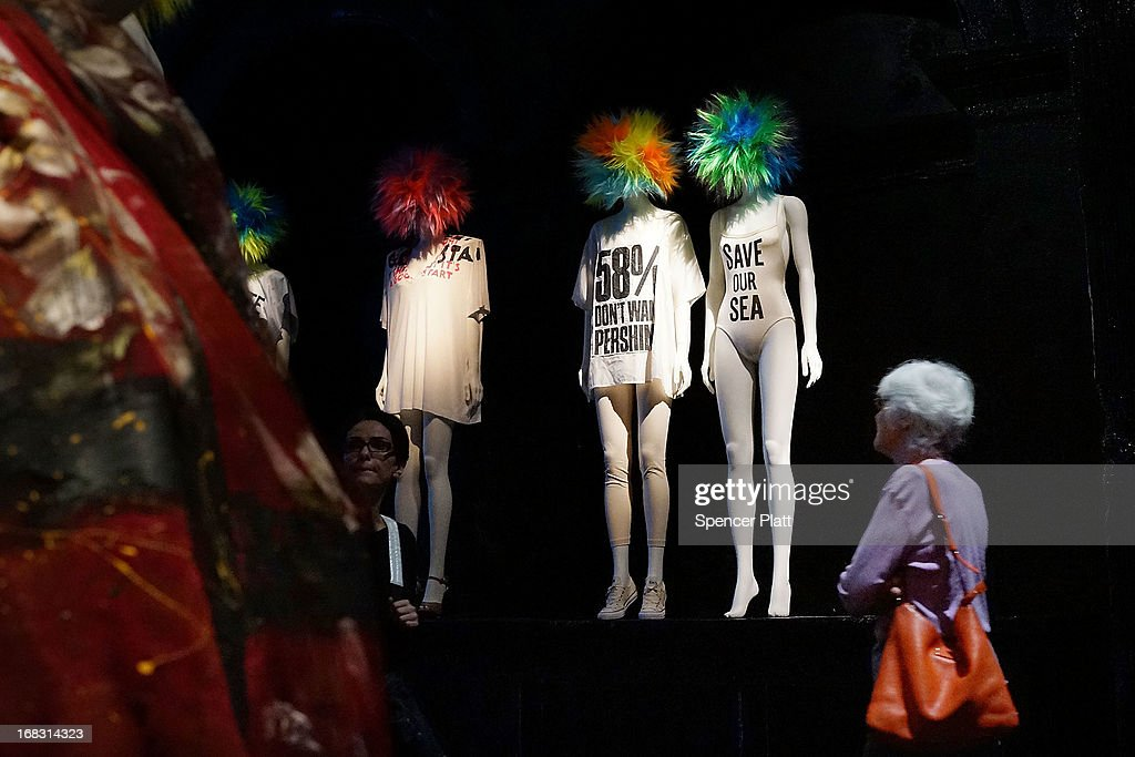 Metropolitan Museum of Art Hosts Exhibit On Punk Fashion