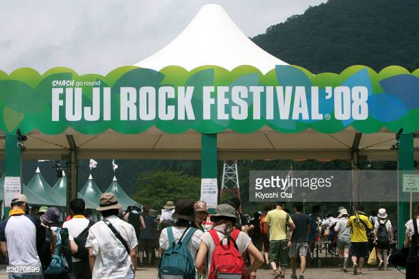 Fuji Rock Festival Pictures and Photos - Getty Images