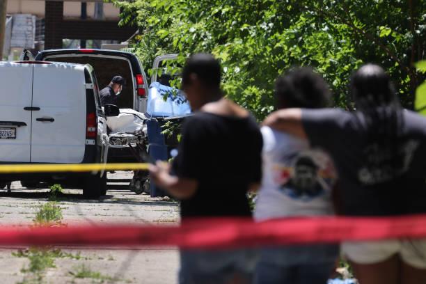 IL: Multiple People Shot In The Englewood Neighborhood Of Chicago