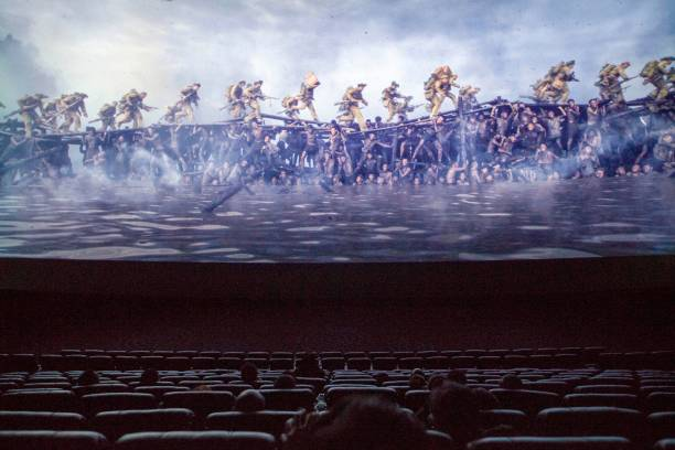 CHN: Movie 'The Sacrifice' Released In China