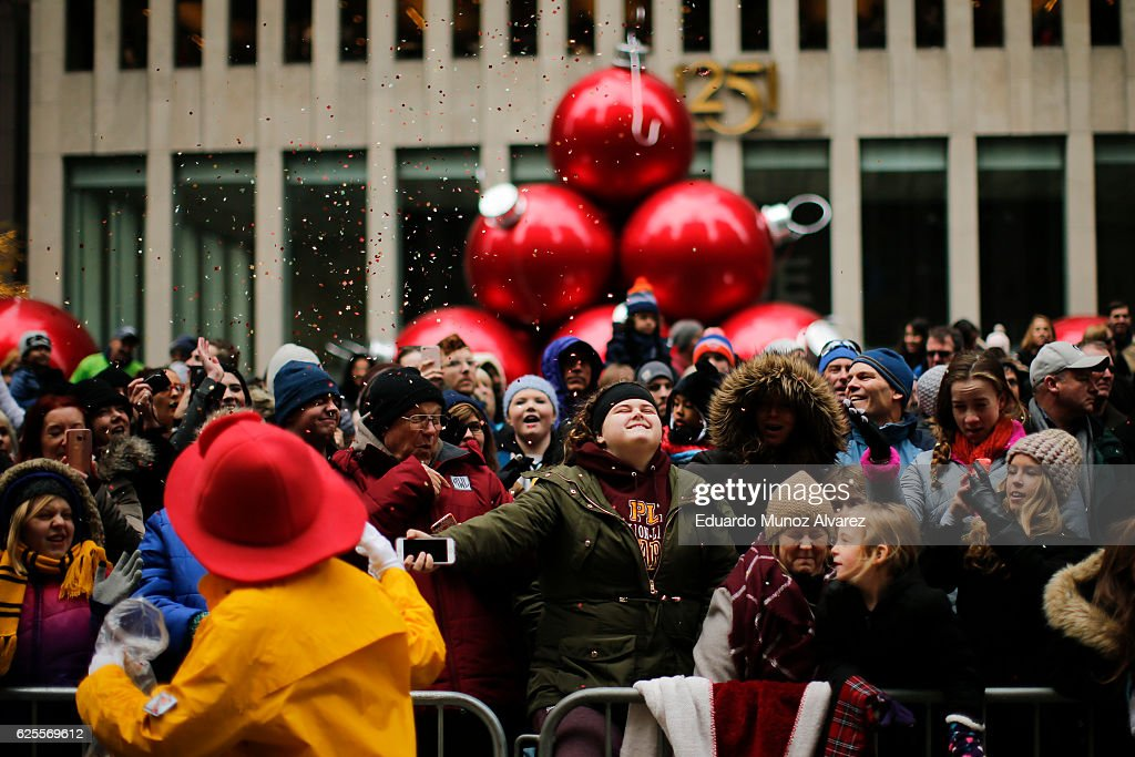 Macy's Annual Thanksgiving Day Parade : ニュース写真
