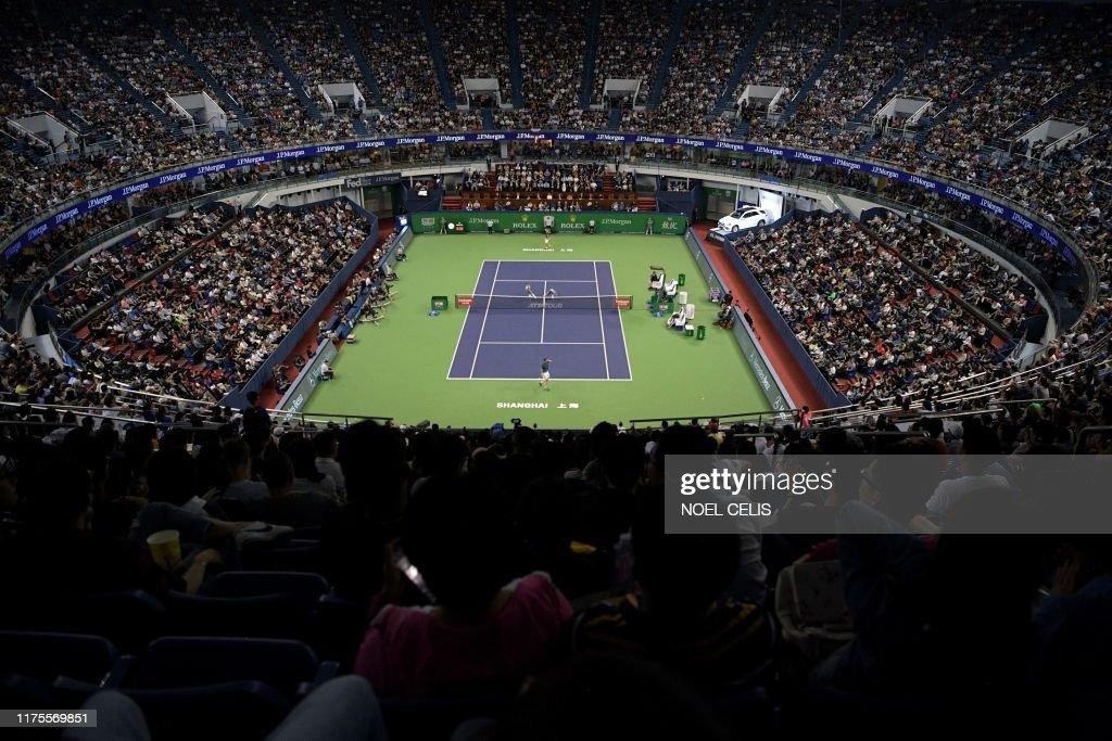 TENNIS-ATP-CHN : News Photo