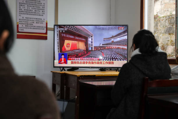 CHN: China's National People's Congress (NPC) Opens In Beijing