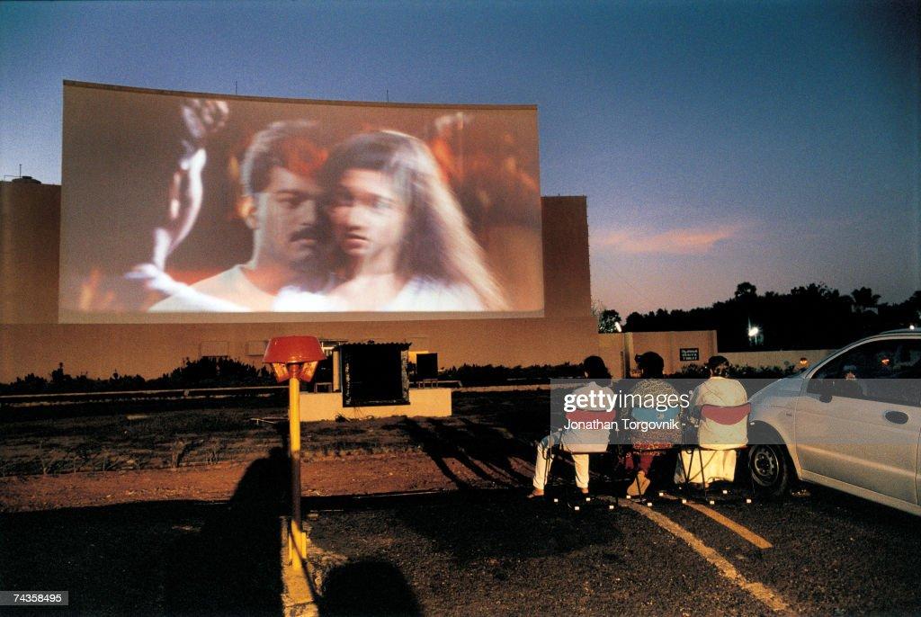 Bollywood Dreams - At The Cinema : News Photo