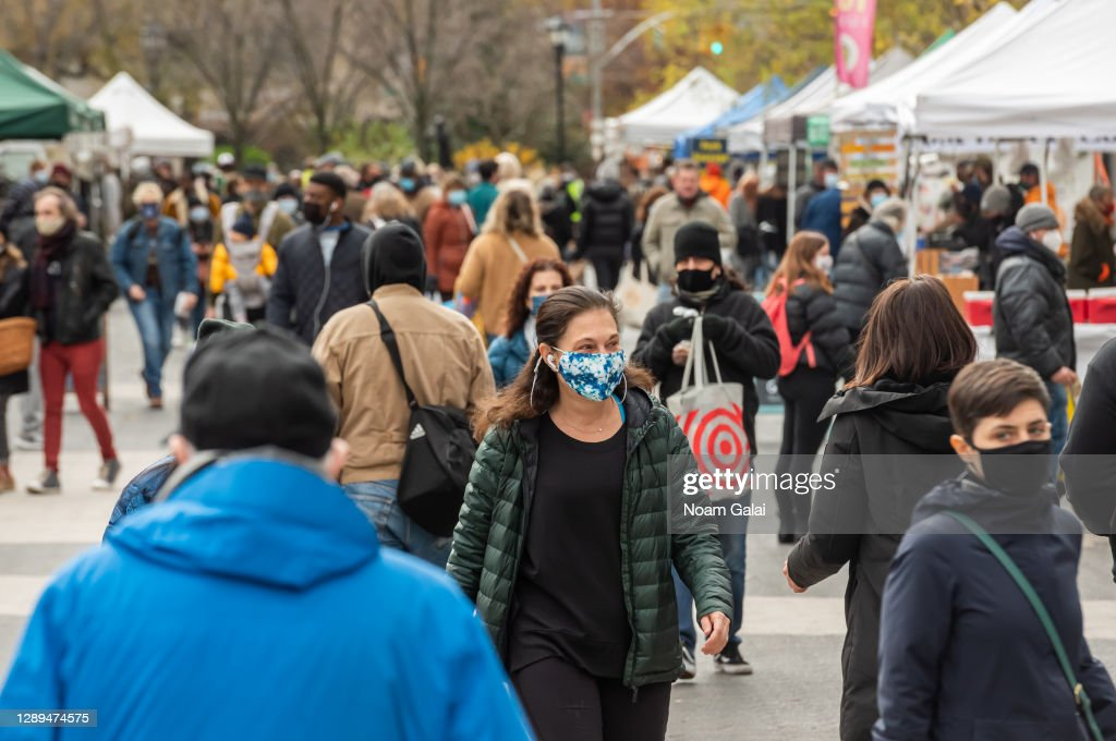 Entertainment & Tourism Industries In New York City Struggle Under Pandemic Restrictions : News Photo