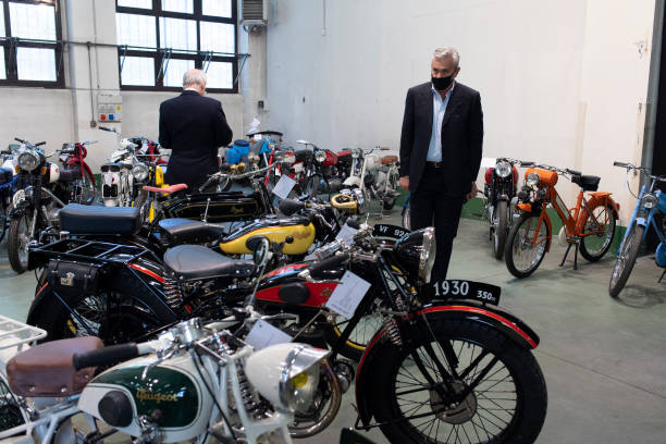 ITA: Historical Motorbikes To Be Auctioned At 360 Wheels
