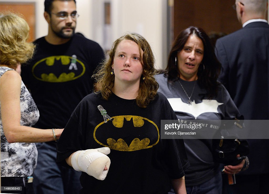James Holmes Charged In Aurora Movie Theater Killing Spree : News Photo