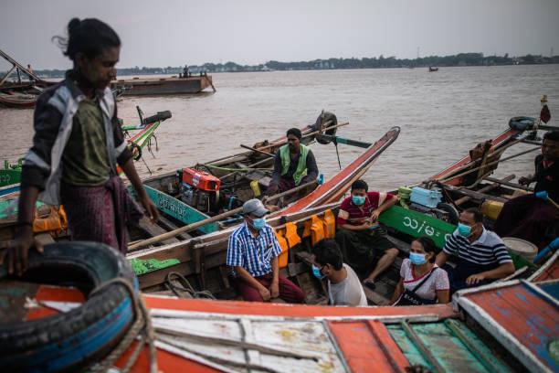 MMR: Coronavirus Pandemic In Myanmar
