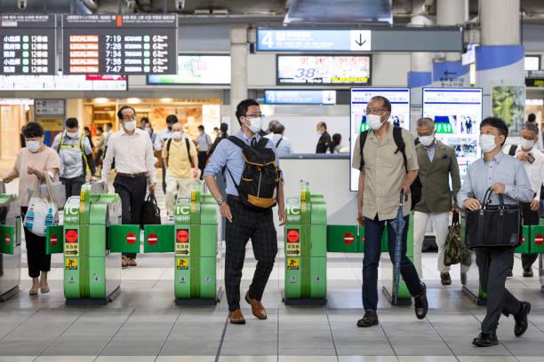 JPN: Japan Eases Lockdown As Coronavirus Cases Continue To Rise