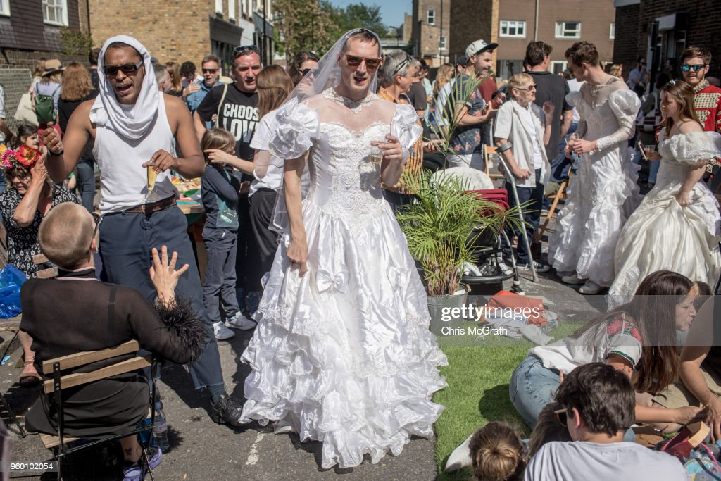 Wilton Lane Royal Wedding Street Party