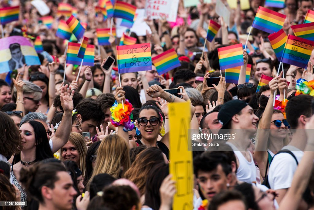 Turin Pride 2019 : News Photo