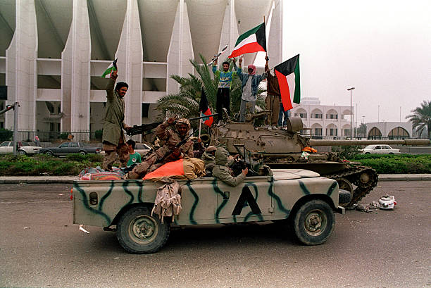 DC: 28th February 1991 - 30 Years Since Gulf War Ceasefire Announced