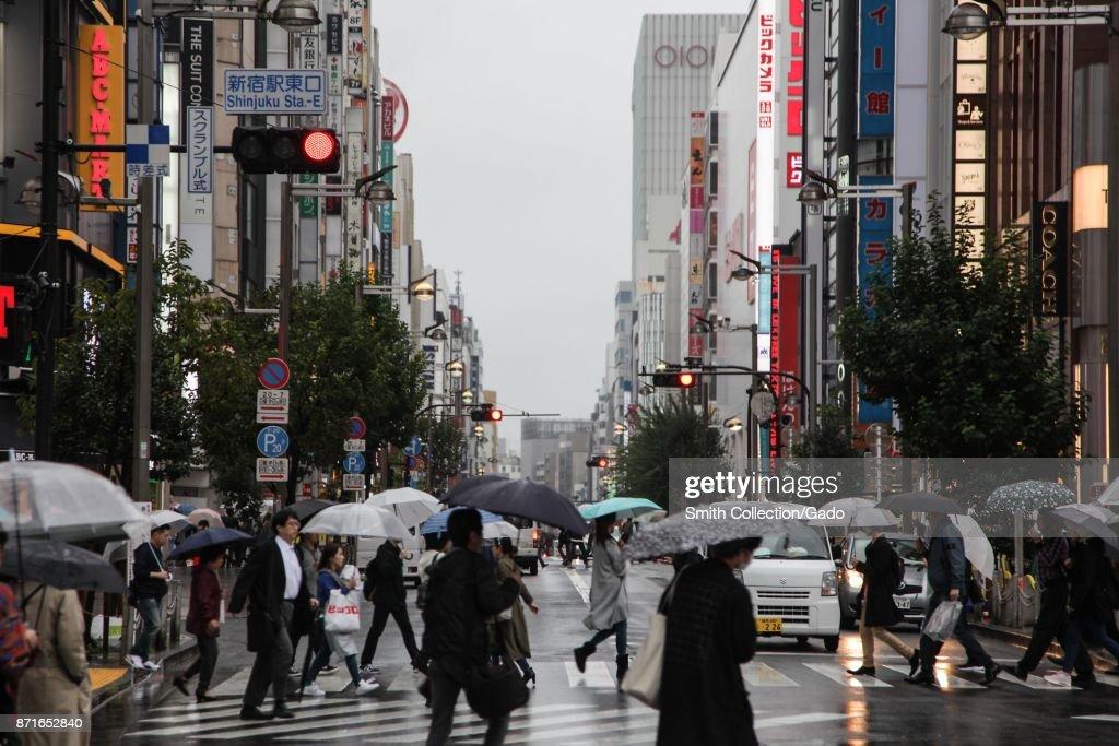 Shinjuku : Fotografía de noticias
