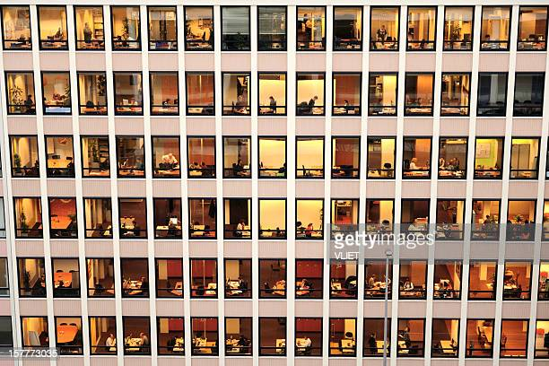 people working in an office - editorial stock pictures, royalty-free photos & images