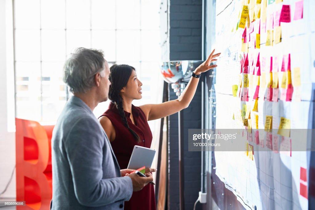 People working in creative studio : Stock Photo