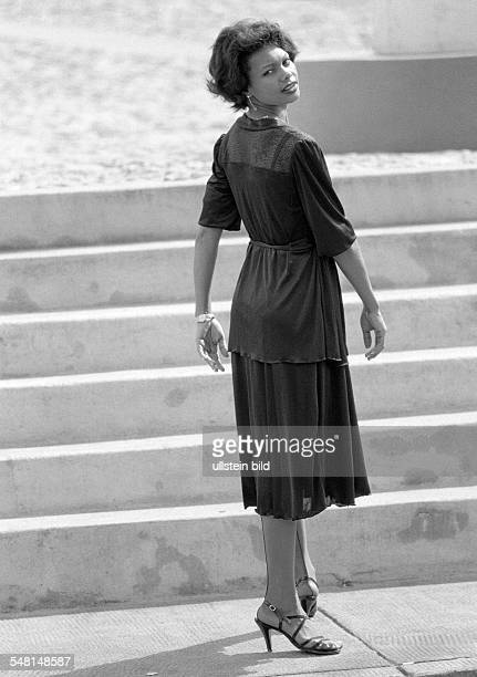 people young girl in a photo session Brazilian summer dress Brazil Minas Gerais Sabara aged 20 to 25 years Rose