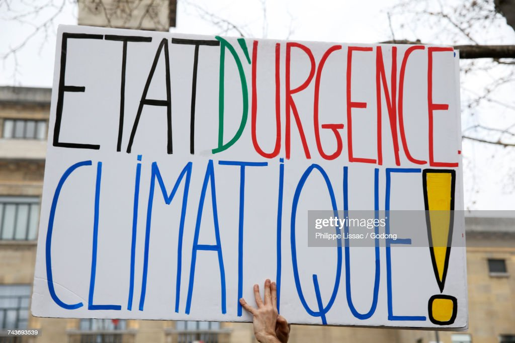 Peoples Climate Summit - Sommet citoyen pour le climat in Montreuil, France. France. : Stock Photo