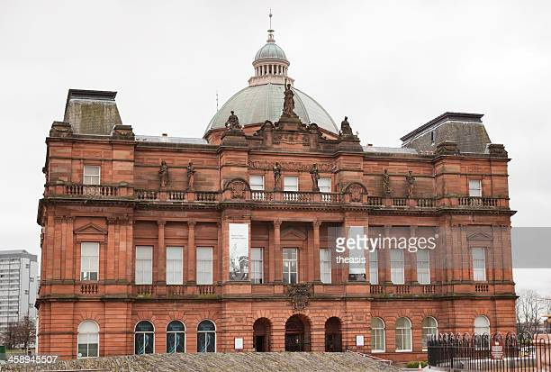 people's palace, glasgow - theasis stock pictures, royalty-free photos & images