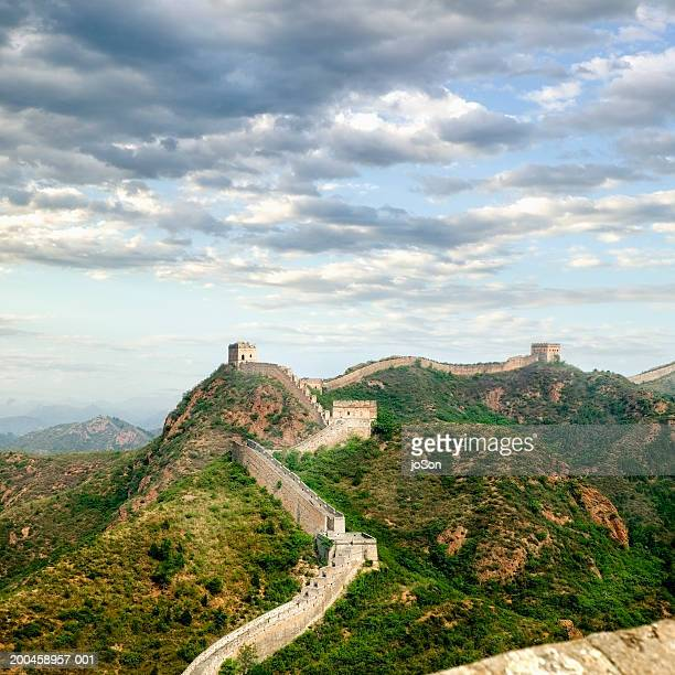 People,s Republic of China, Beijing, Great Wall, Jin Sha Ling section
