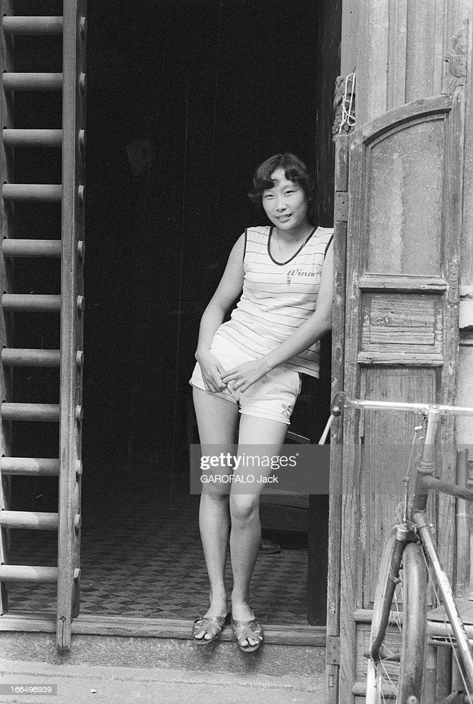 People'S Republic Of China. Pékin - Octobre 1981 - Portrait D'Une