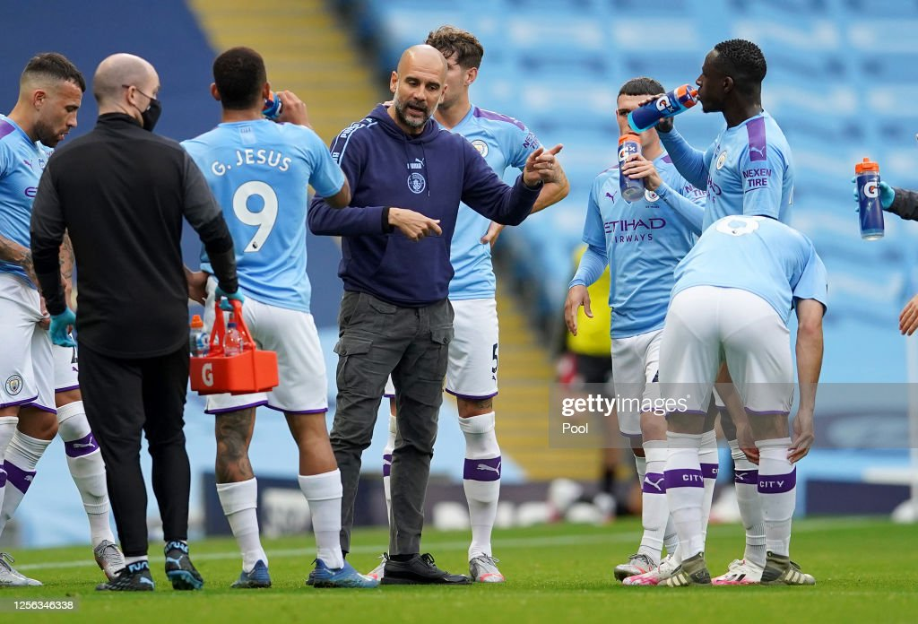 Manchester City v AFC Bournemouth  - Premier League : ニュース写真