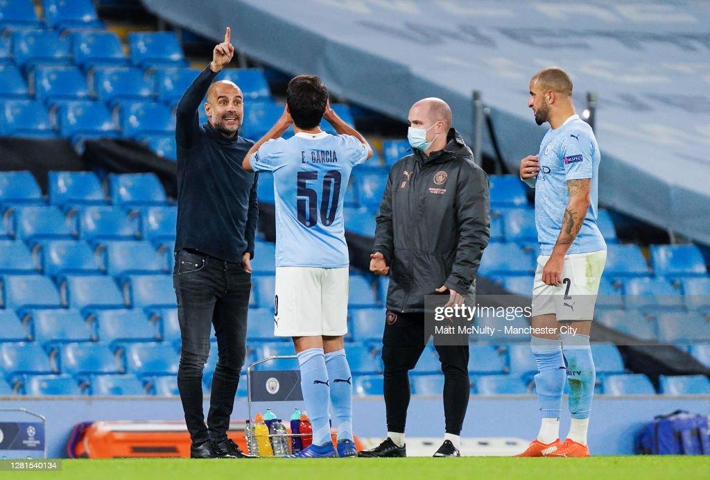 Manchester City v FC Porto: Group C - UEFA Champions League : News Photo