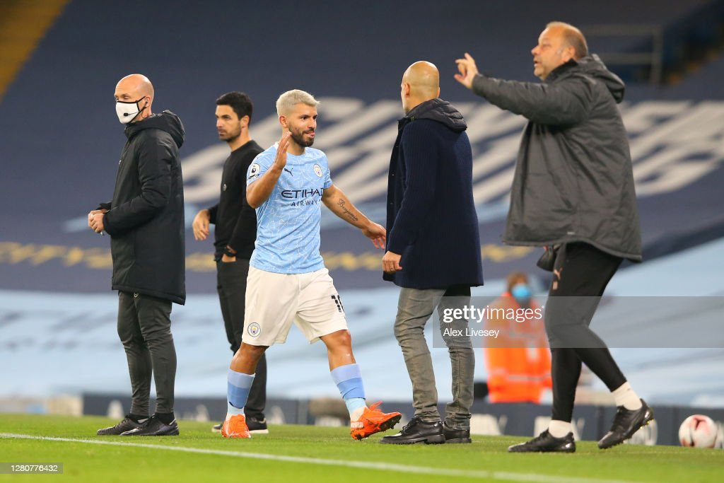 Manchester City v Arsenal - Premier League : ニュース写真