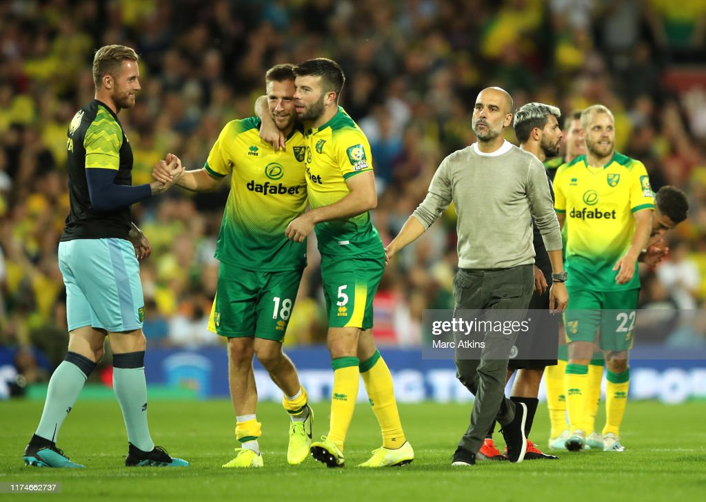 The Canaries shock champions, as Abraham downs Wolves