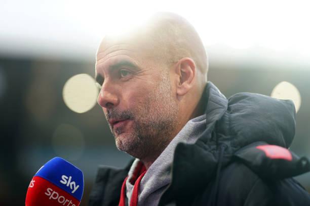 GBR: Aston Villa v Manchester City - Premier League