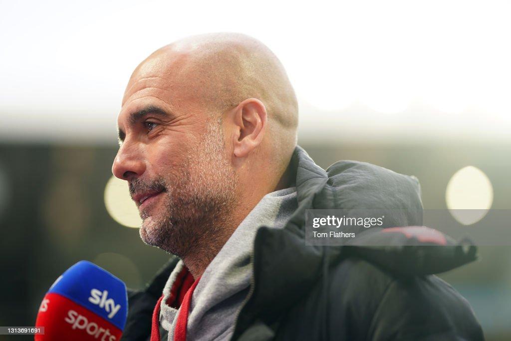 Aston Villa v Manchester City - Premier League : News Photo