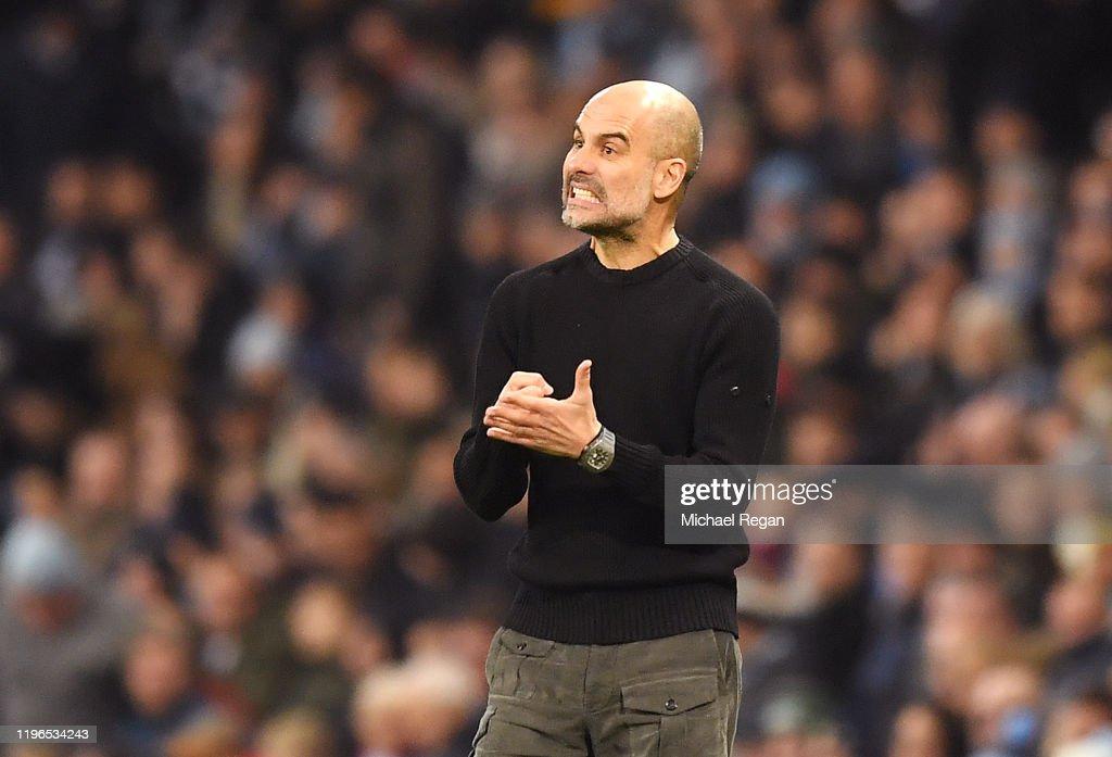 Manchester City v Sheffield United - Premier League : ニュース写真