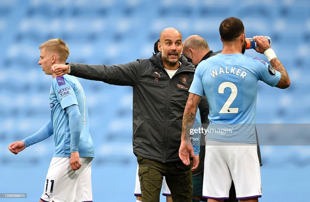 Manchester City v Newcastle United - Premier League : ニュース写真