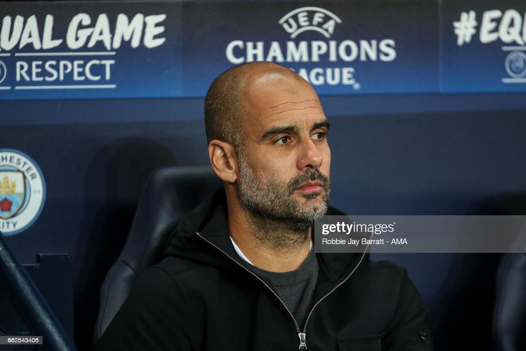 Manchester City v SSC Napoli - UEFA Champions League : News Photo
